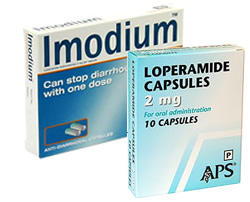 Is it ok to use imodium (loperamide) to slow bowel down when u have a colostomy.?