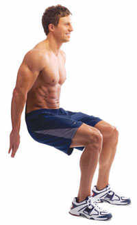 What's the best physical therapy for an upper quad muscle injury?