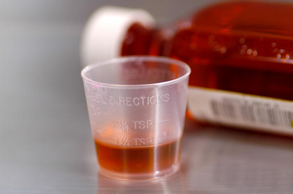 Can taking cough medicine help you conceive?