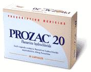 Side effects of prozac (fluoxetine)?