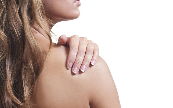 Could pain in shoulder be caused by stress?