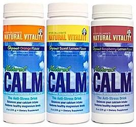 The physiological idea behind natural calm relaxing magnesium drink seems valid but is it safe?