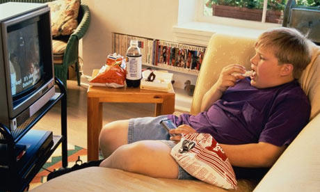 What factors are contribute childhood obesity?