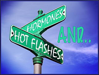 I was 37 years old when i had a hysterectomy, 5 years ago. Istill have hot flashes, anxiety and insomina. Are hormone patches safer?