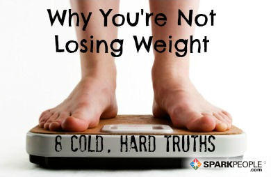 I am confused about how can I lose weight from walking. Doing it daily but no loss?