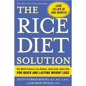 Brown rice diet for weight loss....?