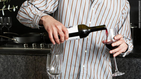 Can alcohol provide anxiety relief?