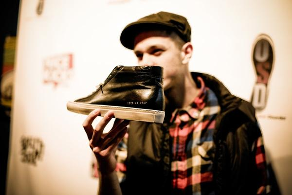 Why do new sneakers have strong smell when new? Are they made from toxic material?