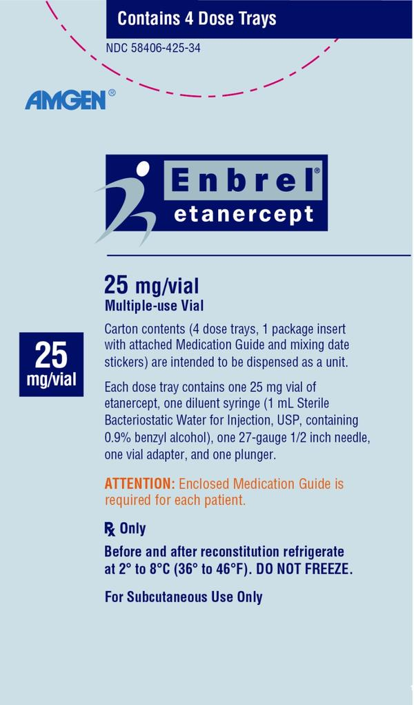 What is a good weight loss drug OTC that can be taken with enbrel (etanercept)?
