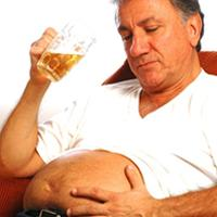 Does drinking alcohol cause weight gain?