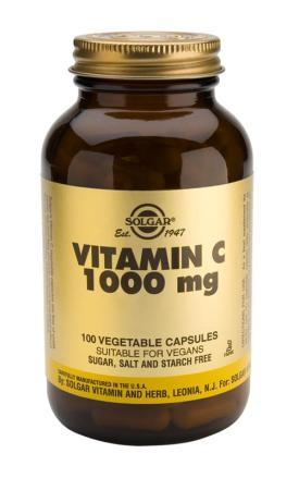 How many 1000mg vitamin C capsules does it take to make a late period come sooner?