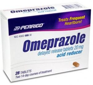 I'm taking omeprazole 20mg for gerd. I get extremely nauseated , but only after i eat. This happens almost every time. Is this ok?
