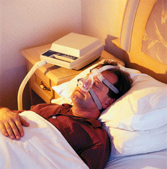 How severe of sleep apnea do you need to get modafinil?