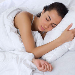 What's a good treatment for sleep problems?