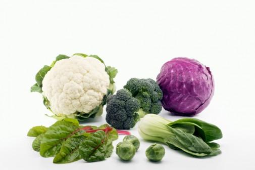 I have hypothyroidism  and take thyroxine , is it ok for me to eat  cruciferous vegetables  and soya products?