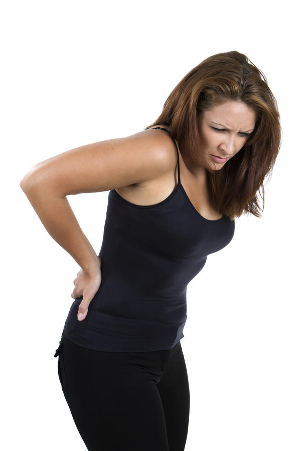 Constipated, very gassy and have pain on my right rib cage towards the middle and hip. Is it normal to have that pain while constipated?