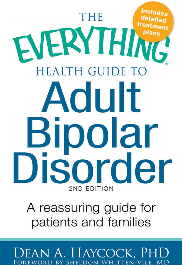 Do you know is bipolar disorder a personality disorder?