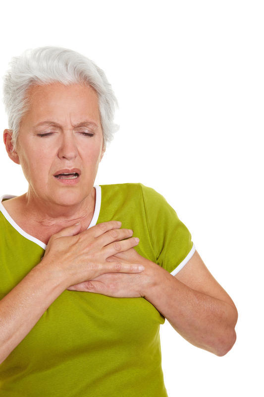 What are the symptoms of congestive heart failure?