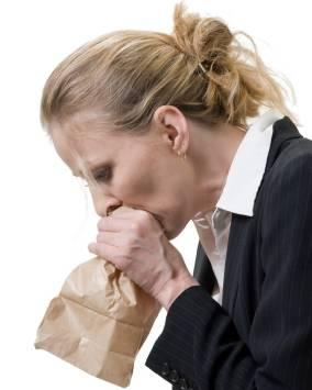 Does GERD causes anxiety, shortness of breath and palpatations?
