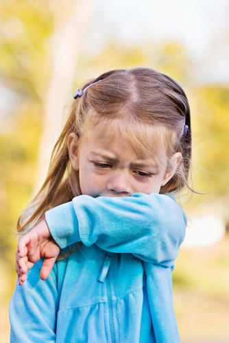 What is cystic fibrosis in children from?