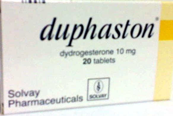 Duphaston can delay my period?