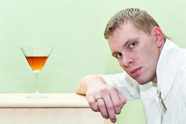 What is done for alcoholism?