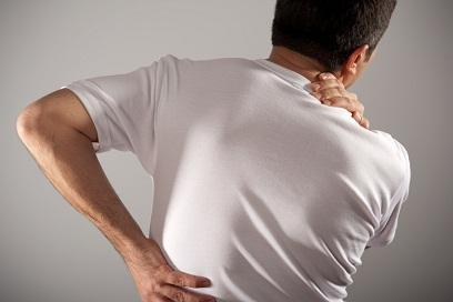 Are chronic back problems related to drug addiction?