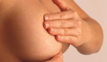 How long does malaise associated with breast abscess last?