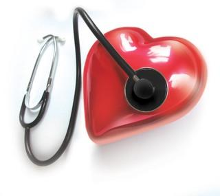 What is harder on heart: high pulse rate and high blood pressure?