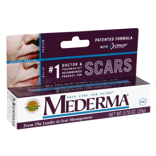 Is topical kelocote and Mederma  are good for newly formed inward scar or  depressed scar  ( scar 1mm depth inwardly from surface), ?