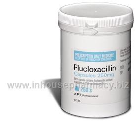 Is it safe to take flucloxacillin 250g during pregnancy?