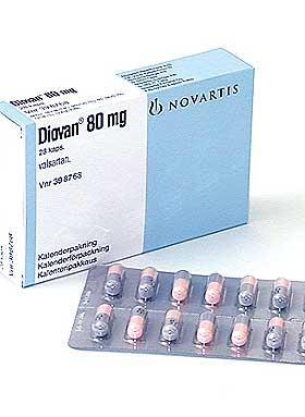 What specific birth defects could be caused by valsartan (diovan)?