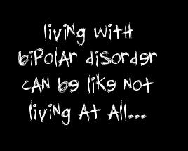 What dangerous not to take the medicine for bipolar?