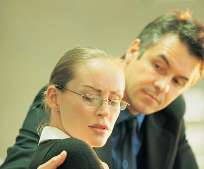 How do you get over sexual harassment psychological effects?