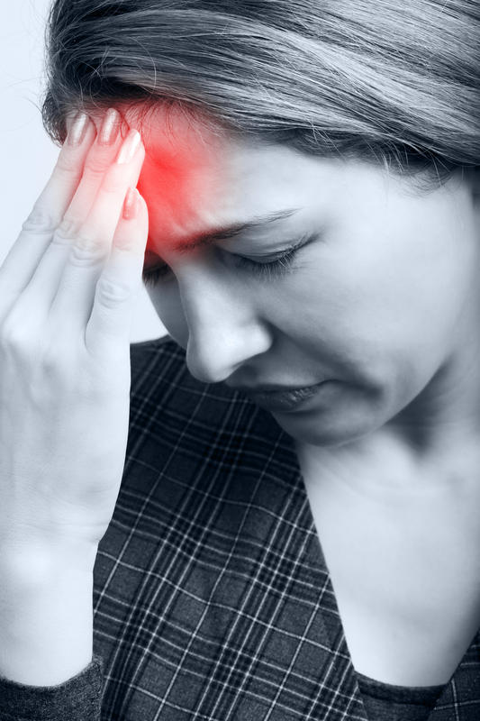 Can migraines cause emotional problems?