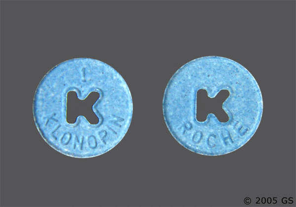 Clonazepam 1mg for flying
