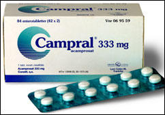 What is acamprosate (campral) best used for?