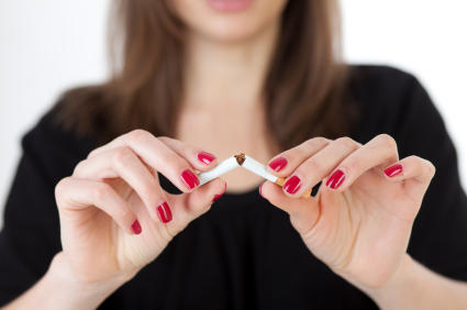 Is nicotine addiction dangerous for pregnant women?