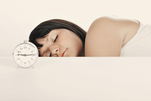How can I get my sleeping habits back on track?