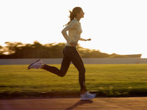 Can I do jogging while my menstural period?