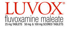 What are the side effects of using wellburtin and luvox (fluvoxamine) together?