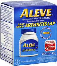 Is sleeping a lot a bad thing when you have taking too many all day strong aleve (naproxen)?