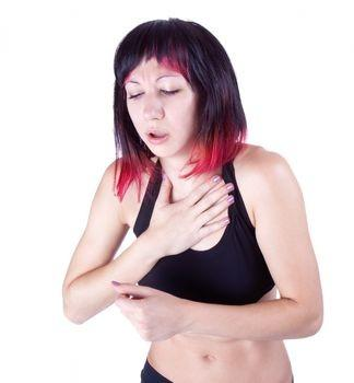 Could the feeling of your heart feeling like its beating out your chest be caused by anxiety?