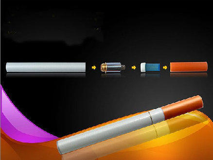 Are the e-hookah xhale o2 electronic cigarettes safer than normal cigarettes?