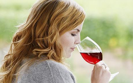 What's kind of wine is healthy?