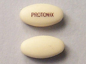 Is protonix effective?