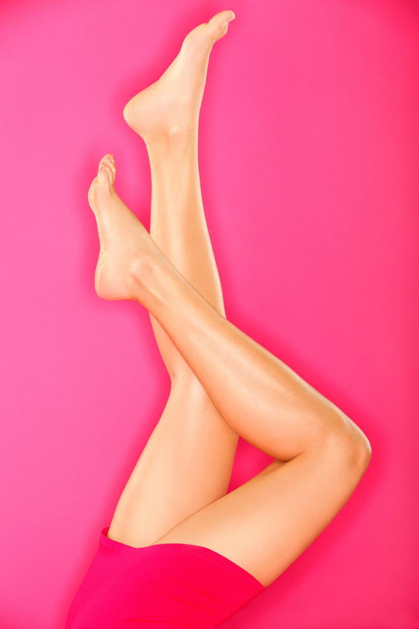 What can be used against spider veins?