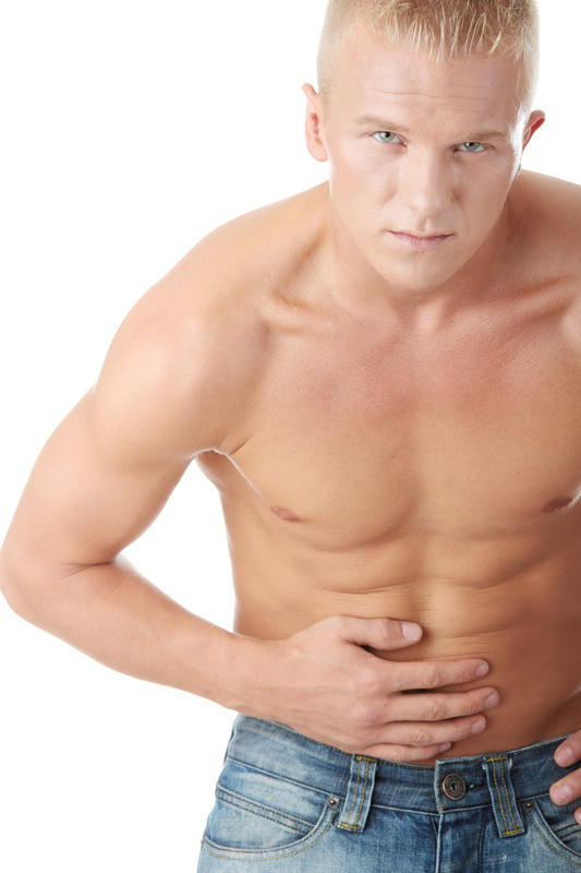 Can ovulation cause upset stomach and diarrhea?