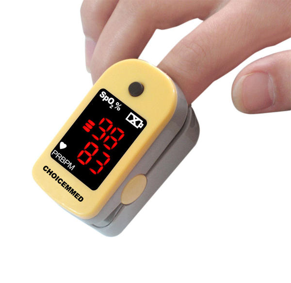 Are finger oxygen meters accurate?