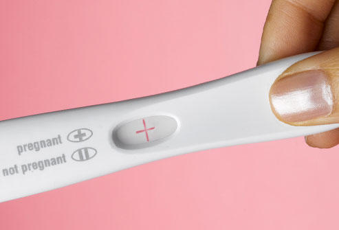 I m having pregnancy symptoms but i had spotting during pregnant for 2& 1/2 days. When is the best time to take pregnancy test?